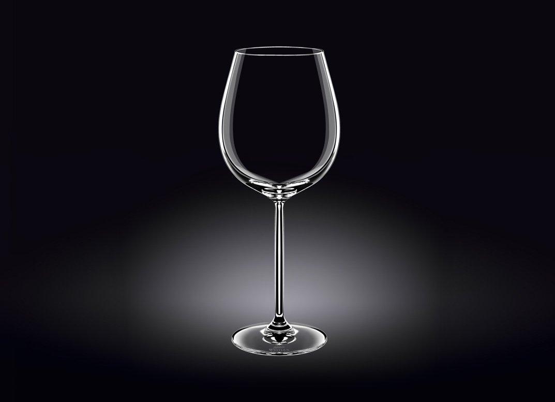 Набор бокалов для вина 630 мл 2 шт (фирменная коробка)