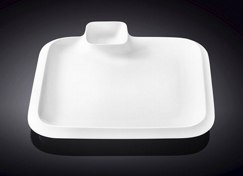 Блюдо Wilmax квадратное 26 см