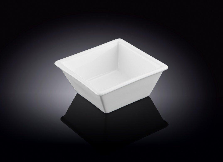Емкость для закусок Wilmax 11*11*4,5см