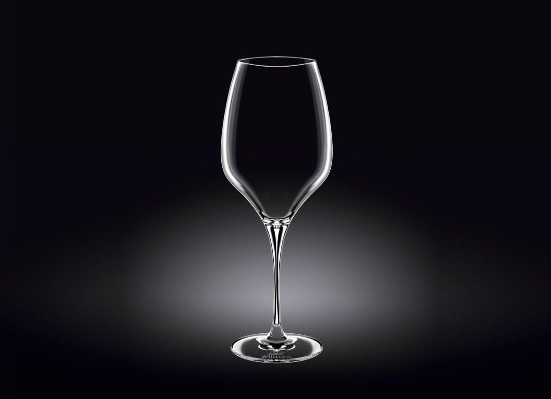 Набор бокалов для вина 800 мл 2 шт (фирменная коробка)