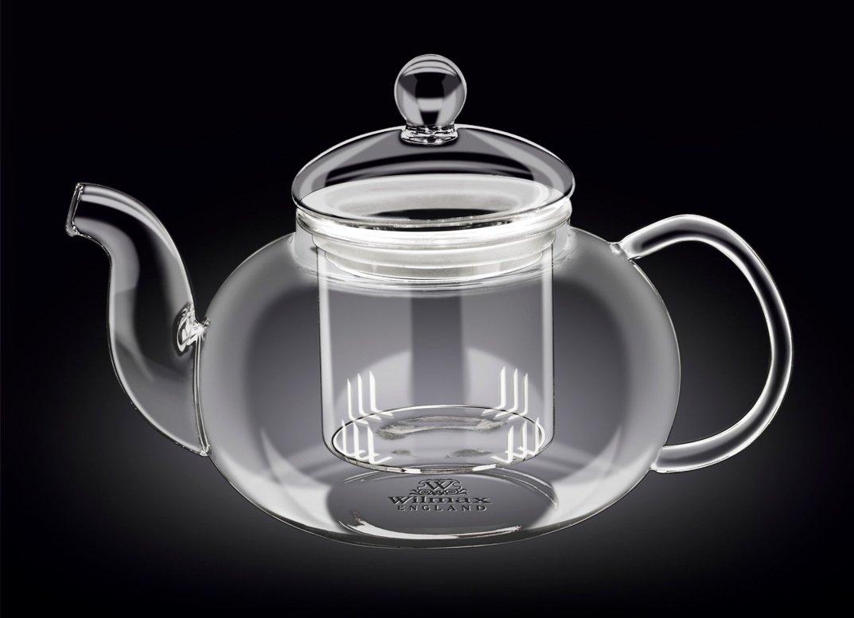 Чайник заварочный 1200 мл Thermo Wilmax Стеклянный фильтр