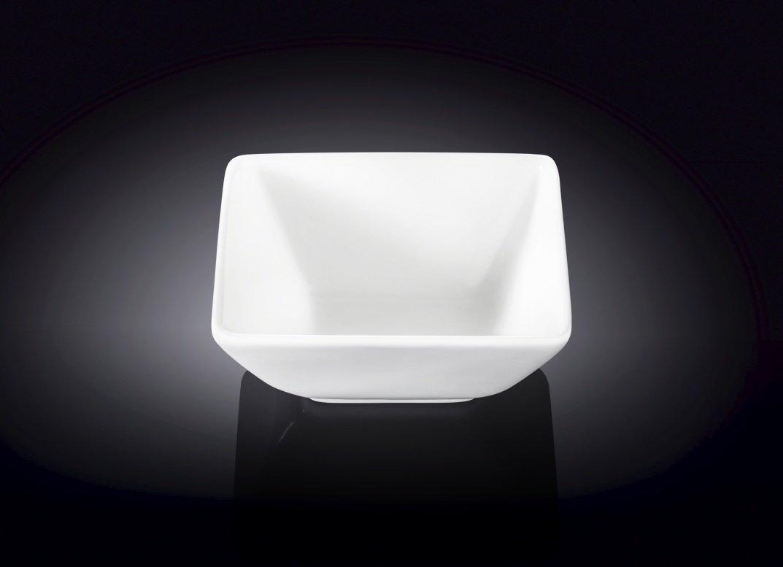 Емкость для закусок Wilmax 12 см*11 см*6 см