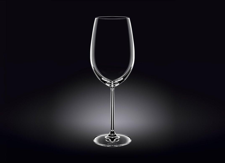 Набор бокалов для вина 770 мл 2 шт (фирменная коробка)