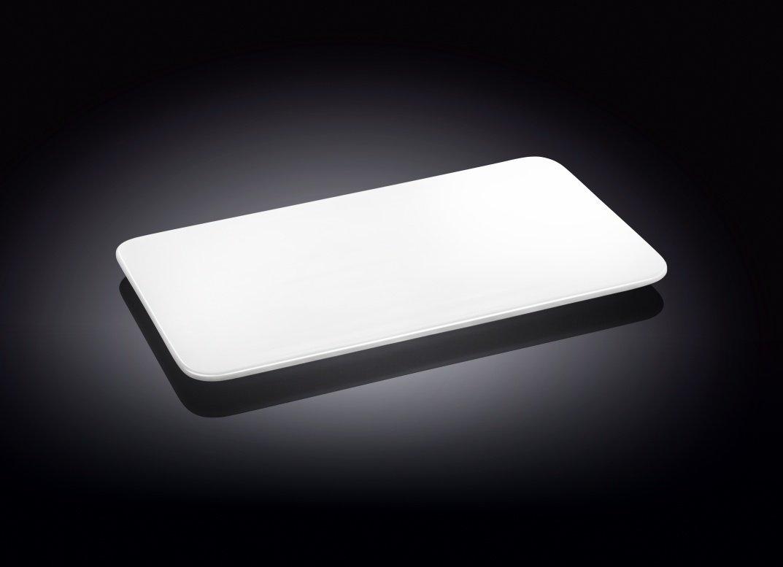 Блюдо Wilmax плоское 25,5 см*14,5 см