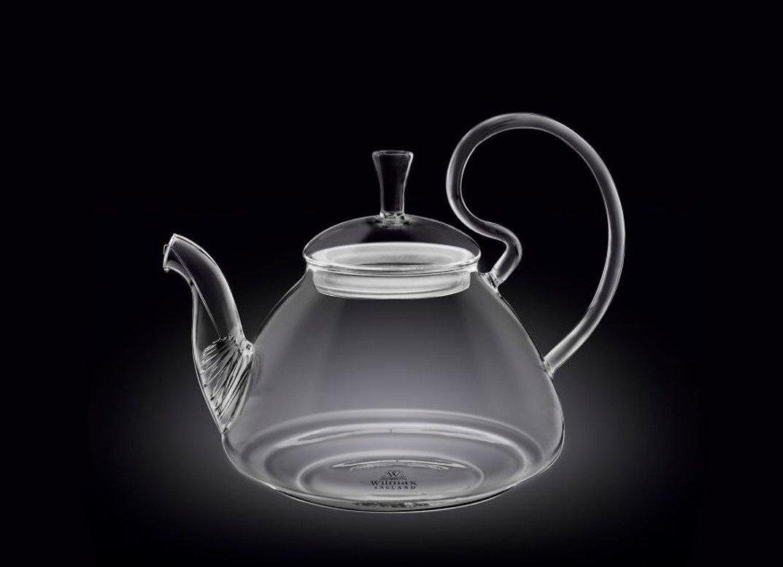 Чайник заварочный 600 мл Thermo Wilmax Стеклянный фильтр