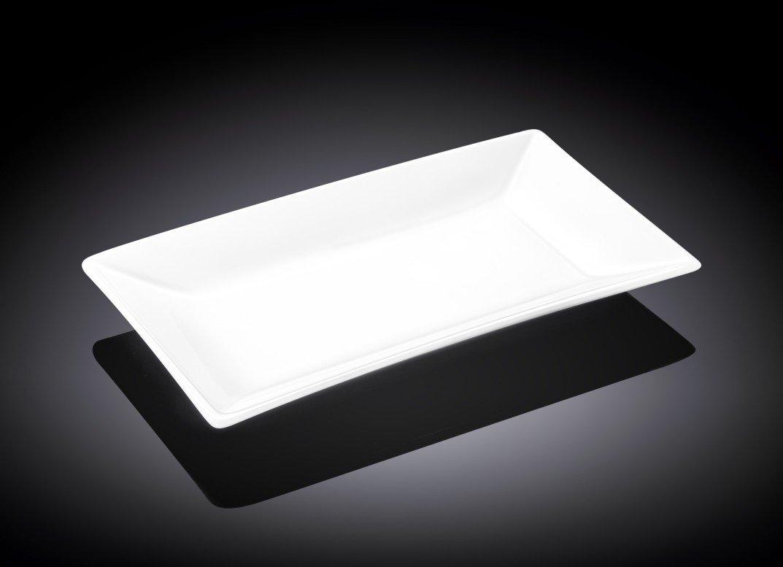 Блюдо Wilmax прямоугольное 22,5 x 13 см