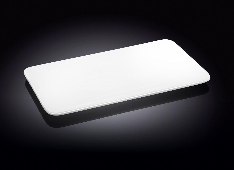 Блюдо Wilmax плоское 35,5 см*25 см