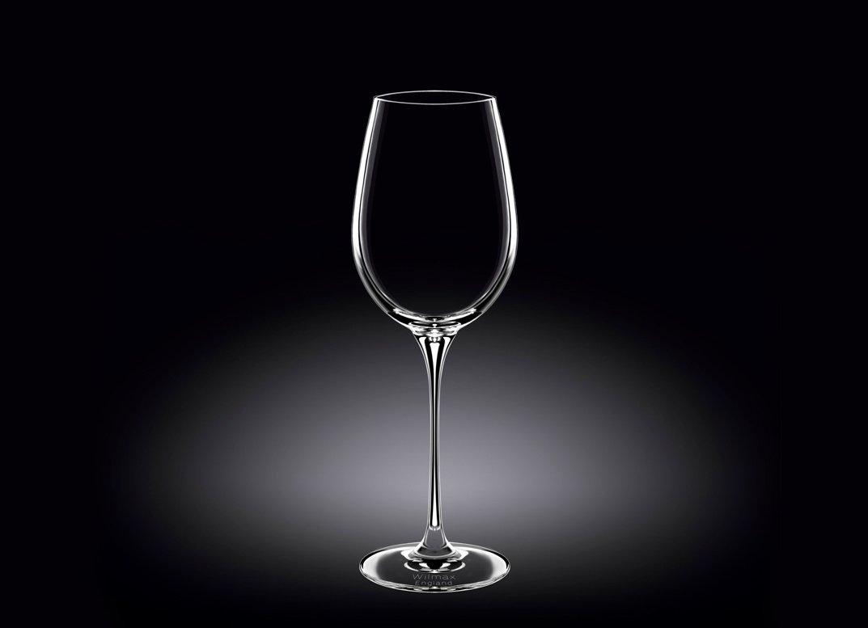 Набор бокалов 510 мл Wilmax для вина 2 шт цветная упаковка