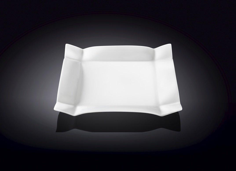 Тарелка десертная Wilmax 20 см*20 см