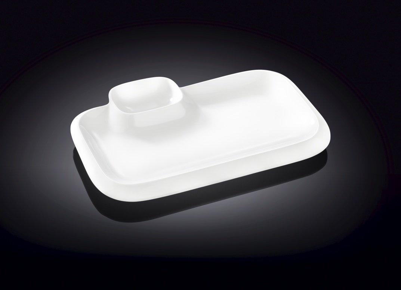 Блюдо Wilmax прямоугольное 36 см*21,5 см