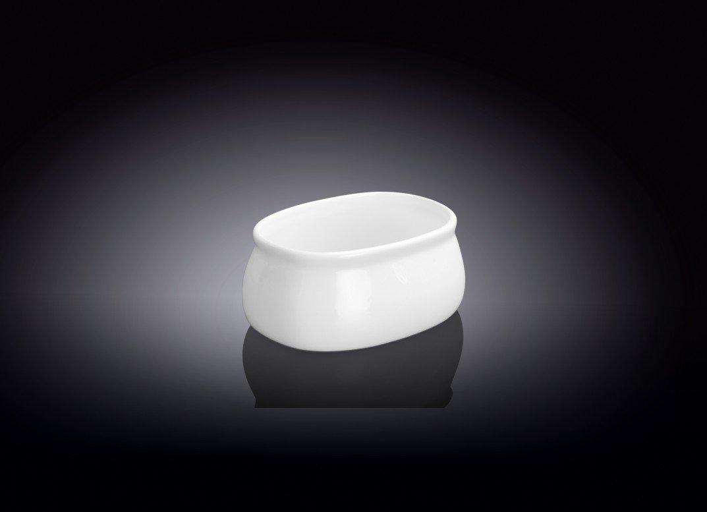 Подставка WIlmax для порционного сахара 9 x 6,5 x 4,5 см.