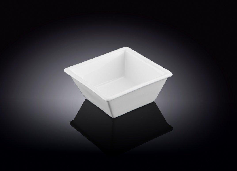 Емкость для закусок Wilmax 7,5*7,5*3,5см