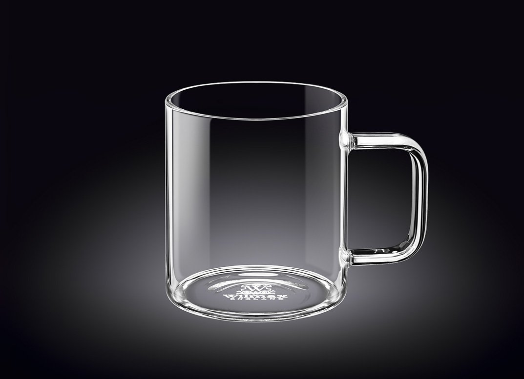 Кружка Wilmax Thermo Glass 320 мл