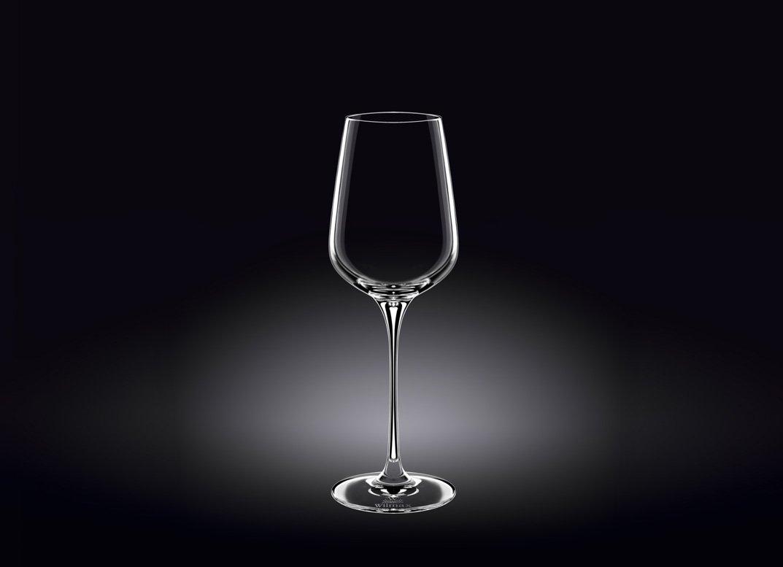 Набор бокалов для вина 430 мл 2 шт (фирменная коробка)