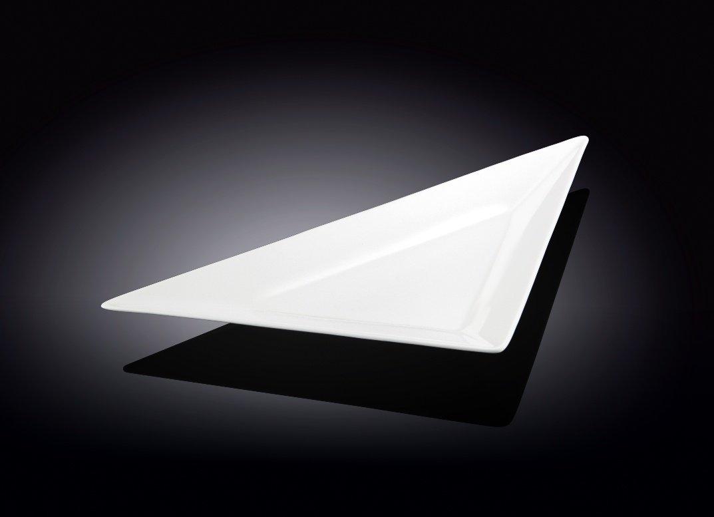 Блюдо Wilmax треугольное  39 см