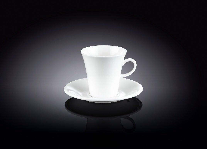 Набор: кофейная чашка & блюдце 160 мл (фирменная коробка)