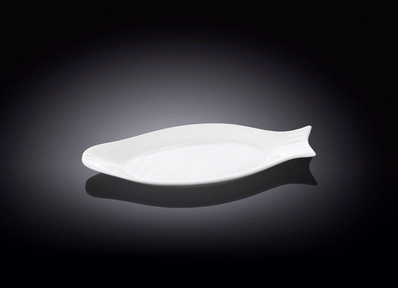 Блюдо Wilmax д/рыбы  25,5 см