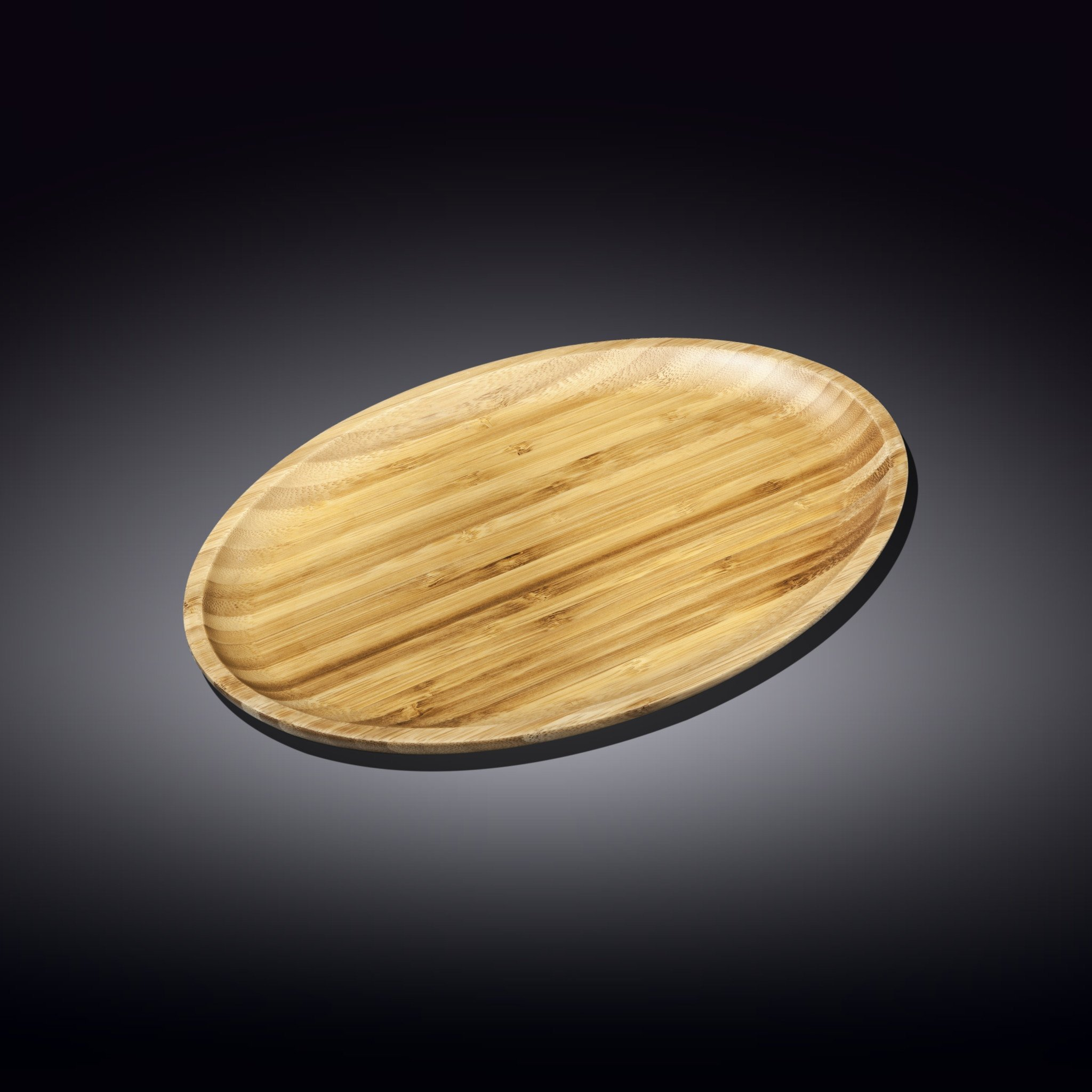 Блюдо 35.5*24.5см Бамбук Wilmax  овальное